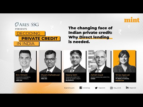 THE CHANGING FACE OF INDIAN PRIVATE CREDIT- WHY DIRECT LENDING IS NEEDED