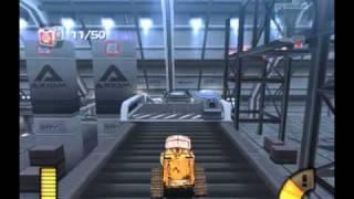 WALL-E Walkthrough 11 (PC)