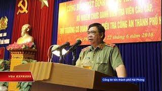 Truyền hình VOA 12/10/19: Tạp chí bị đình bản sau bài viết về 'biệt phủ' của tướng công an