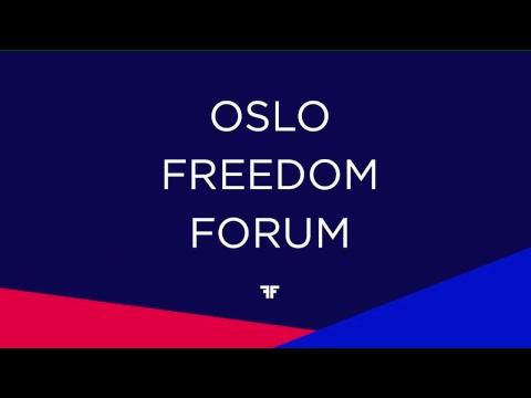 2018 Oslo Freedom Forum