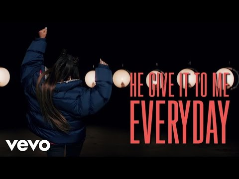 Ariana Grande - Everyday (Lyric Video) ft....