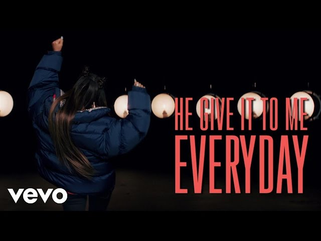 Ariana Grande - Everyday (Lyric Video) ft. Future