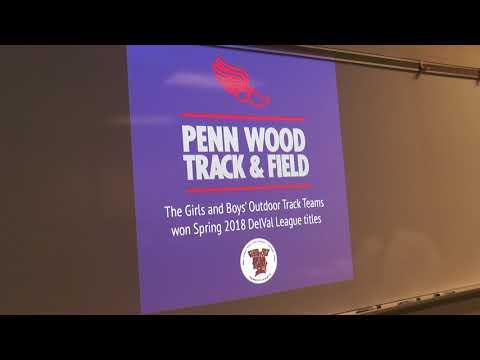 William Penn School District Board Business Meeting April 23, 2018