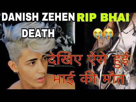 Danish Zehen Sudden Death In Car Accident Youtube