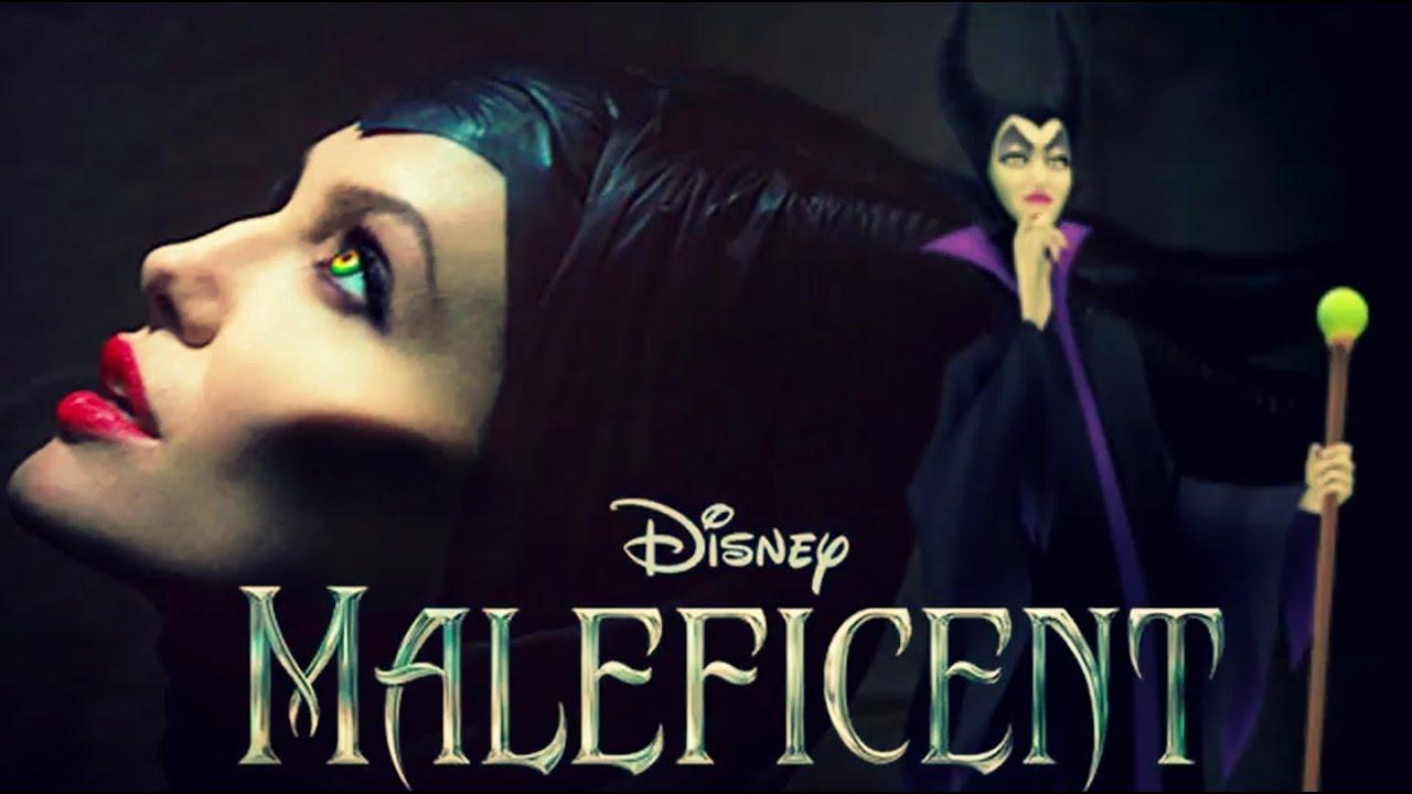Maleficent Angelina Jolie Teaser Trailer Cartoon Version