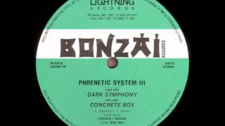 Phrenetic System - Concrete Box (Original Mix) CLASSIC 1993 HD