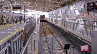 東急電鉄 1000系  デハ1310形 1313車両 池上線蒲田駅発車