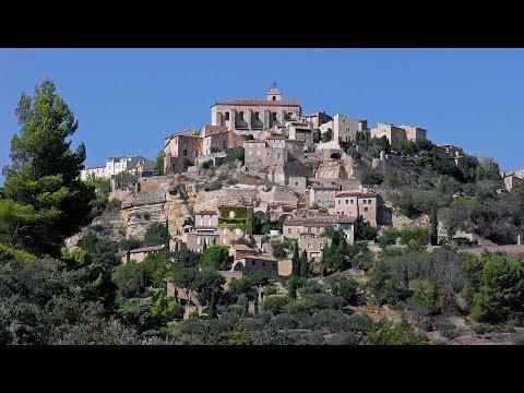 Travel France - the Luberon - Fontaine de Vaucluse, Gordes, Senaque, Roussillon