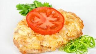 Домашние видео-рецепты - свинина запеченная с сыром в мультиварке
