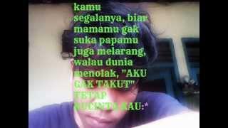 Mama Papa Larang (MAPALA) ~ Judika (cover)