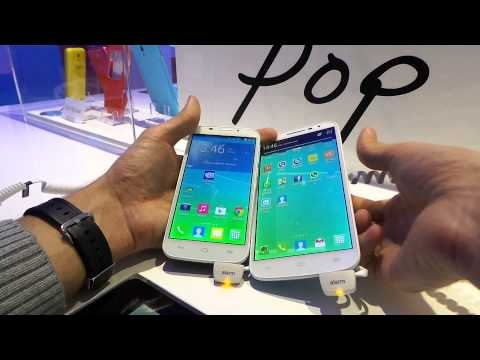 Alcatel Pop S7 vs Pop S9 videó | Tech2.hu