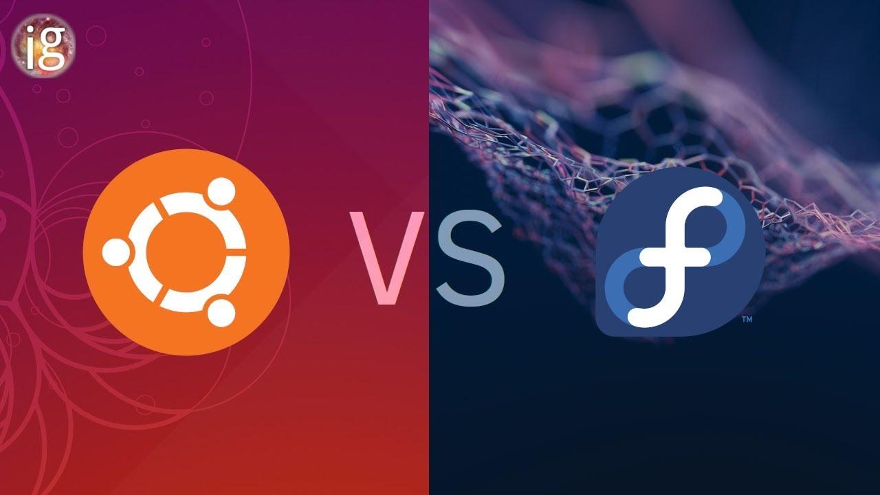 Ubuntu 18.10 vs Fedora 29 – a different focus.