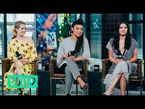 Katie Stevens, Meghann Fahy & Aisha Dee Talk About Season 2 Of