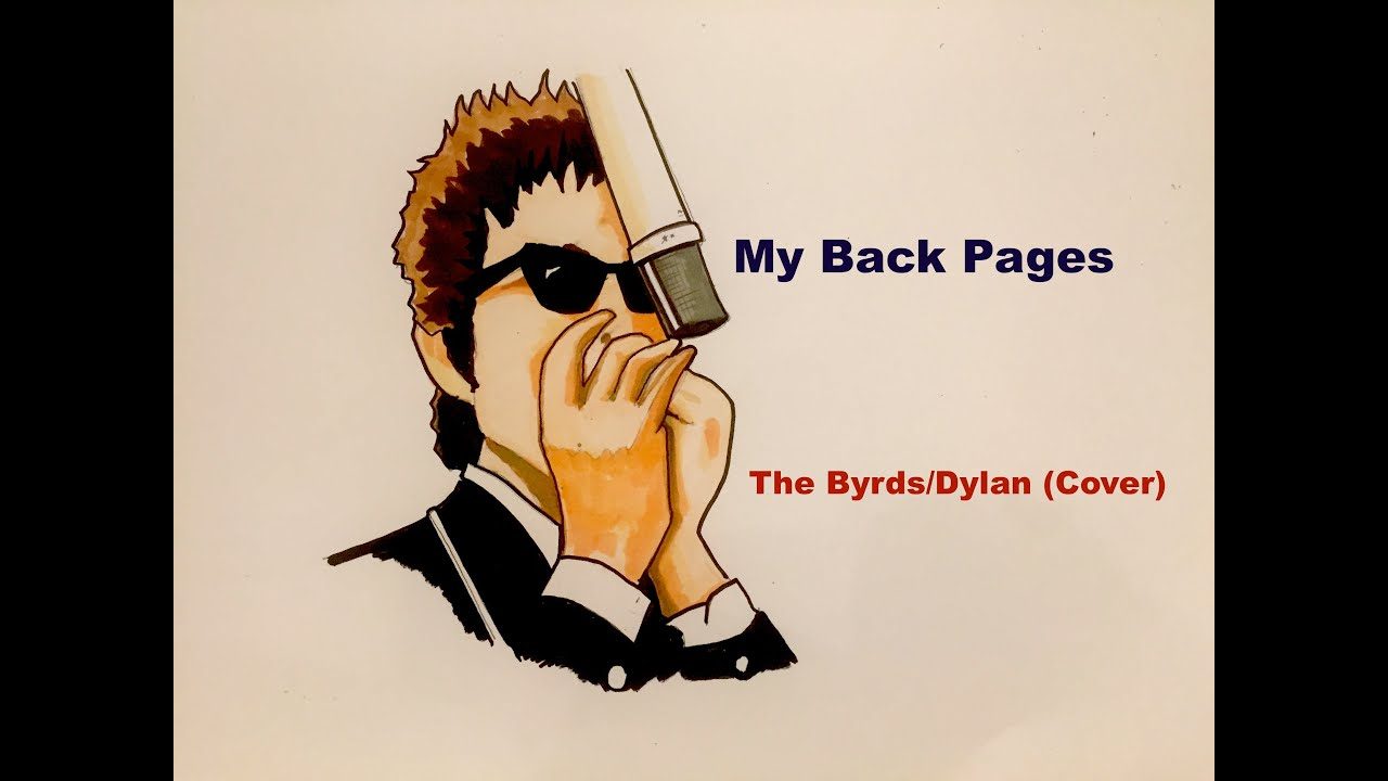The Byrds - My Back Pages / Renaissance Fair