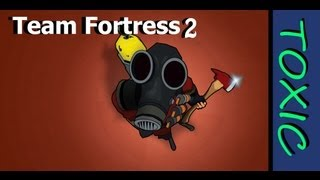 Team Fortress 2 w/Toxic - Cute Pyro