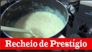 RECHEIO DE PRESTÍGIO / BEIJINHO (para bolos,tortas,trufas,ovos de páscoa, etc)