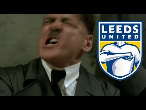 Hitler Reacts To The New Leeds United Badge | A Hitler Downfall Parody | Leeds United 2017/18