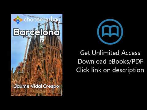 Barcelona - a Choose a Way interactive guidebook