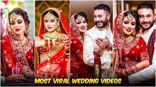 Perfect Couple Dancing \u0026 Wedding Videos Part - 3 | Viral Bridal Dancing On Wedding Day TikTok Videos