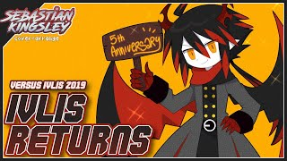 The Gray Garden Ivlis Returns 2019 Versus Ivlis Cover 5TH ANNIVERSARY SPECIAL