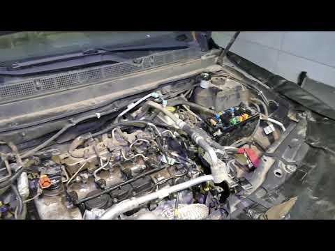 Chevrolet Captiva I Facelift 2 2.2d Common Rail 2013- 2019. Engine Code Z22D1