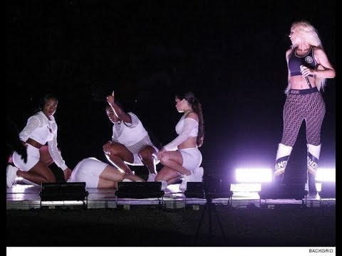 ​Iggy Azalea's Concert in Brazil Stopped After Backup Dancers Collapsed Mp3