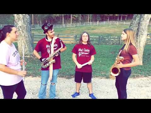 The Horrors of Pendleton County (West Carter High School Sophomore Spirit Week Video 2017)