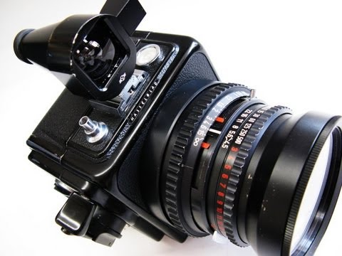 Hasselblad SWC with Carl Zeiss Biogon C 38mm F4 5 T*