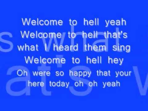 Plan B - Welcome to hell [LYRICS]