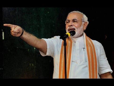 Narendra Modi storms Bihar & Jharkhand