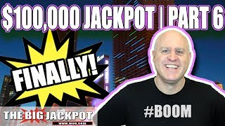 Скачать 100 000 JACKPOT FINALE Patreon Exclusive HIGH LIMIT SLOTS The Big Jackpot