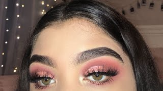 Soft Glam Valentines Day Look | James Charles X Morphe Palette