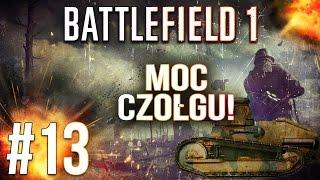 Wspierać i osłaniać - Battlefield 1 multiplayer pl - BF1 gameplay #13