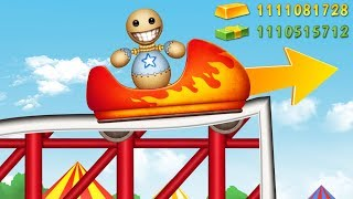 - Kick the BUDDY vs ROLLERCOASTER Infinite Money