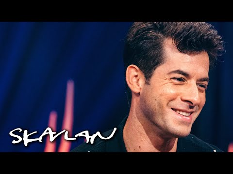 Mark Ronson talks Amy Winehouse, his new album and his top breakup songs | SVT/TV 2/Skavlan music