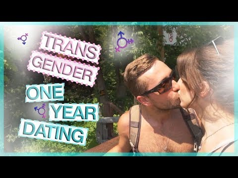 TRANSGENDER MTF ONE YEAR DATING ANNIVERSARY VLOG