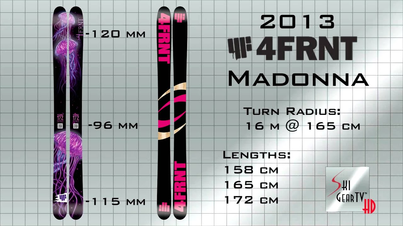 skigeartv s 2013 buyer s guide presents the 2013 4frnt madonna rh youtube com Buyers Guide.pdf Back of Buyers Guide