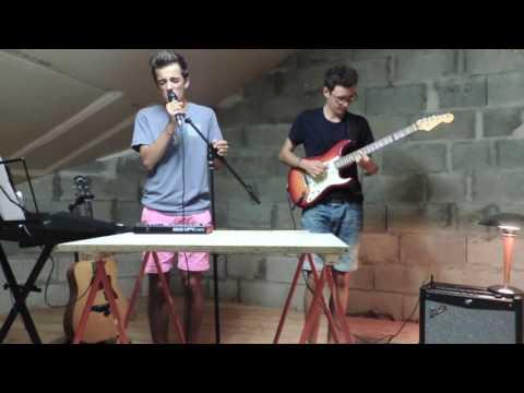 Let it go (James Bay) - cover Simon&Marius