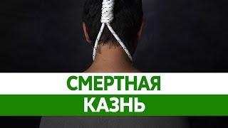 СМЕРТНАЯ КАЗНЬ. США, Китай, Россия, Саудовская Аравия. Аргументы против смертной казни.