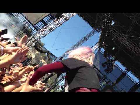 Hard Summer 2013 Crystal Castles - Baptism