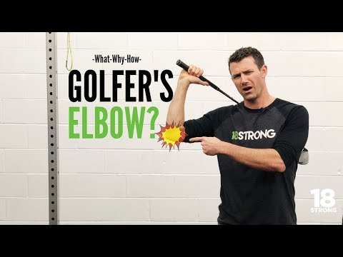 Golfer's Elbow: Get Rid of Your Elbow Pain for Golf