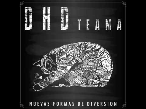 DHD (teama) - Nuevas Formas de Diversion (disco completo)