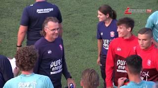Samenvatting Jong FC Twente - HHC Hardenberg | Fletcher TOP Toernooi 2019