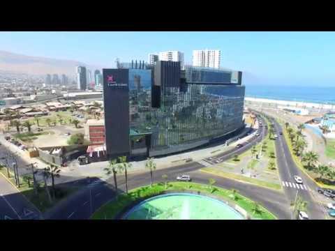 Hilton Garden Inn Iquique, Chile - Hotel Aerial Views