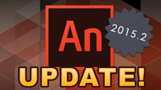 ANIMATE CC UPDATE! - Frame-Picker, Patterns, Transparency + MORE!  [2015.2]