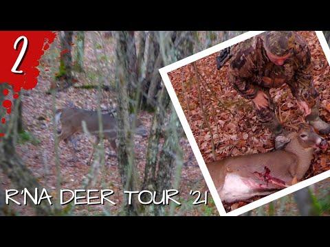2021 DEER TOUR – PENNSYLVANIA CROSSBOW BUCK HUNT (8 POINT DOWN!!)