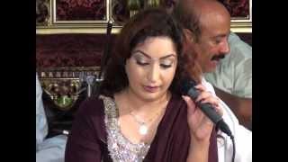 Afshan Zebi in Madinna Syedan Gujrat