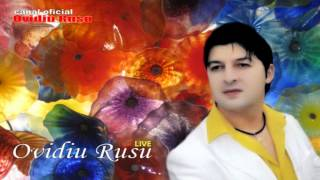 OVIDIU RUSU - TOATE FLORILE DIN LUME, LIVE 2015