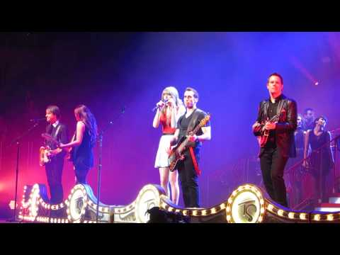 Taylor Swift - Stay Stay Stay - Red Tour Omaha HD