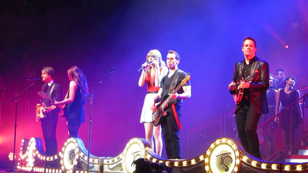 Taylor Swift  Tour Omaha